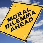 moral dilemma
