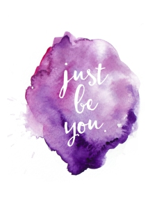 just-be-you-watercolor
